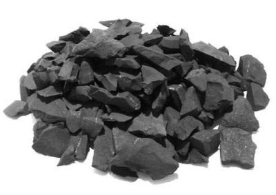 Type II black Shungite