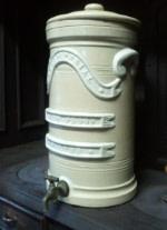 antique porcelain gravity water filter