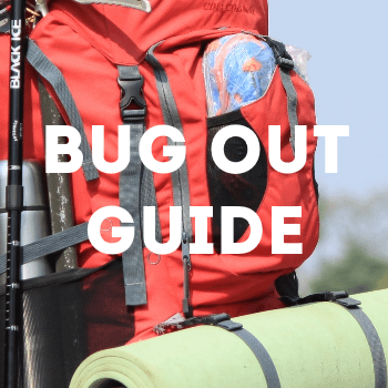 bug out bag guide section graphic