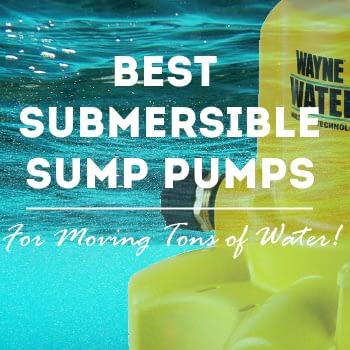 best-submersible-sump-pumps