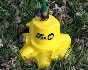 Wayne Waterbug sump pump