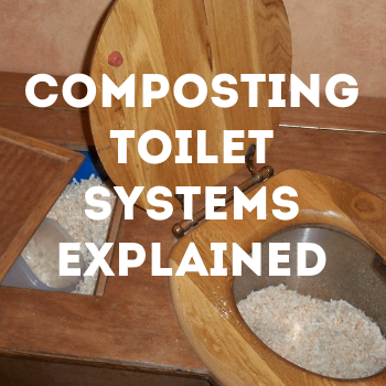 composting toilet systems explained