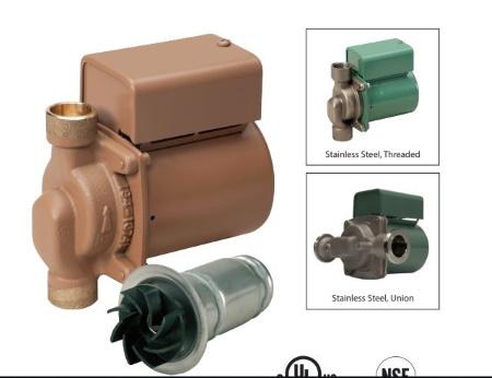 Taco 006-B4 pump and parts diagram
