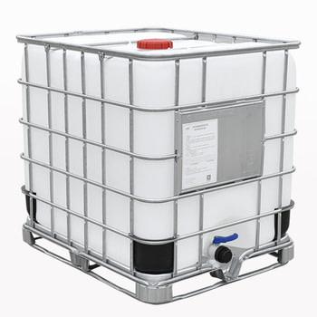 food-grade IBC tank for transporting water