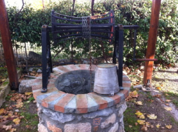 old well made of stone