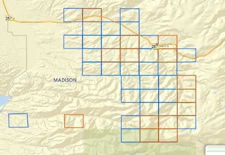 finding lode and placer claims on mylandmatters.com