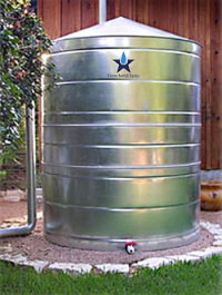 water tank system