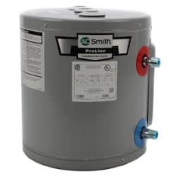 6 gallon off grid water heater